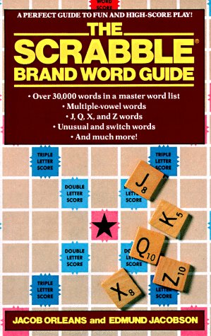 Scrabble Brand Word Guide: Orleans, Jacob