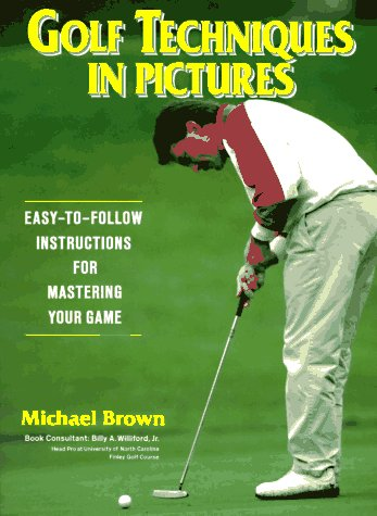 9780399516641: Golf Techniques in Pictures