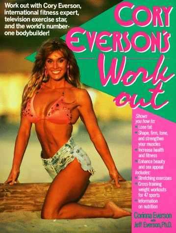 9780399516849: Cory Everson's Workout