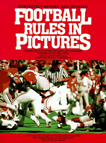 9780399516894: Football Rules in Pictures