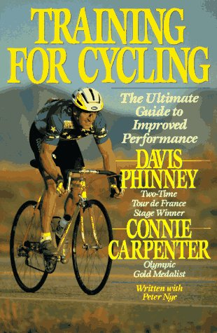 9780399517310: Training for Cycling: The Ultimate Guide to Improved Performance