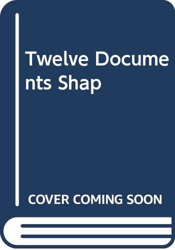 9780399517464: Twelve Documents That Shaped the World