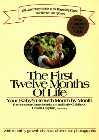 9780399518041: First twelve months of life