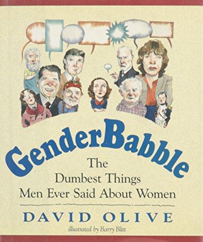 Genderbabble: Olive, David