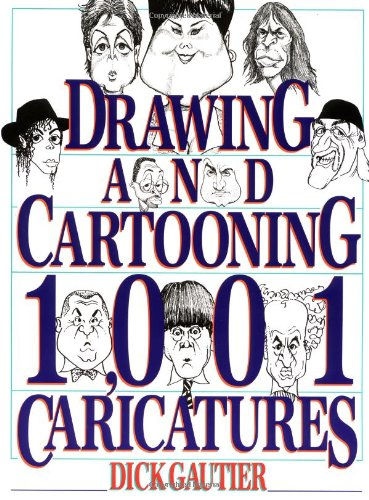 9780399519116: Drawing & Cartooning 1001 Caricatures