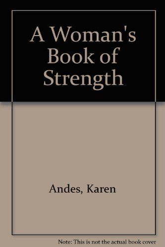 9780399519222: Woman's Book of Strength 6-copy