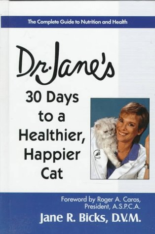 9780399523175: Dr. Jane's 30 Days to a Healthier, Happier Cat