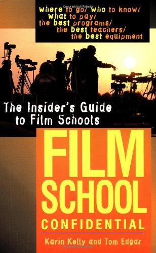 9780399523397: Film School Confidential (Perigee)