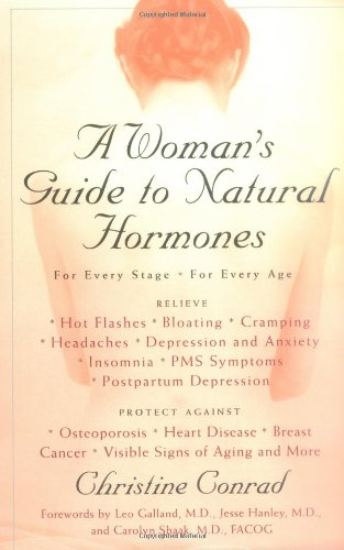 9780399525810: A Woman's Guide to Natural Hormones