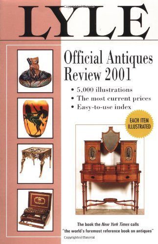 9780399526411: Lyle Official Antiques Review 2001