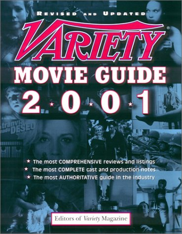Variety Movie Guide 2001 (Revised and Updated): Variety Magazine editors