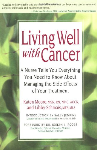 9780399527517: Living Well With Cancer
