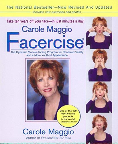 9780399527838: Carole Maggio Facercise