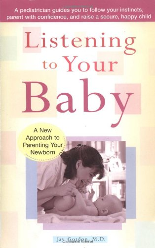 9780399527852: Listening to Your Baby