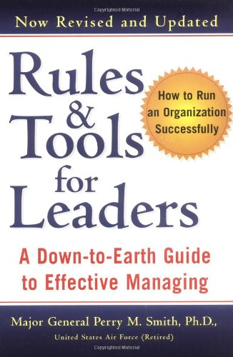 9780399527869: Rules and Tools for Leaders (Revised)