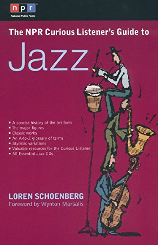 9780399527944: The NPR Curious Listener's Guide to Jazz