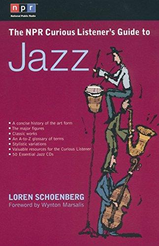 Jazz (Npr Curious Listener's Guide): Loren Schoenberg, Wynton