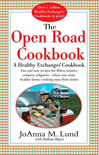 The Open Road Cookbook (0399528628) by Lund, JoAnna M.; Alpert, Barbara