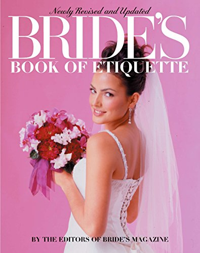 9780399528668: Bride's Book of Etiquette: Revised and Updated