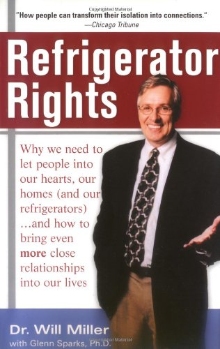9780399529092: Refrigerator Rights: Why we need to let people in our lives, our homes (and our refrigerators)... and