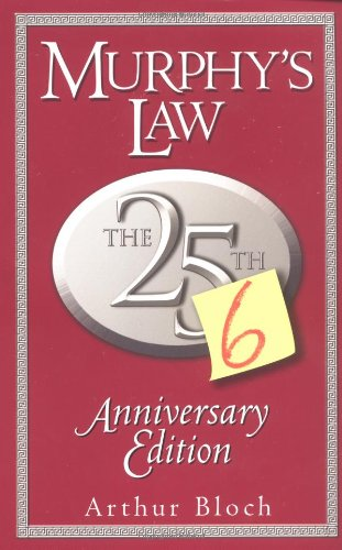 Murphy's Law: The 26th Anniversary Edition: Bloch, Arthur