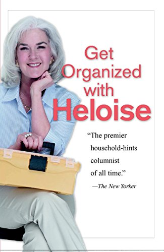 9780399529412: Get Organized with Heloise