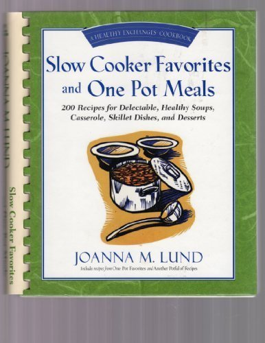 9780399529818: Slow cooker favorites and one pot meals