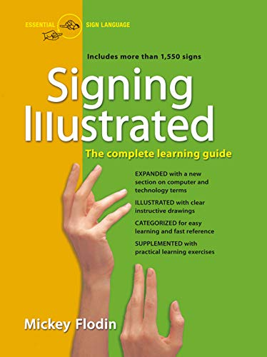 9780399530418: Signing Illustrated: The Complete Learning Guide