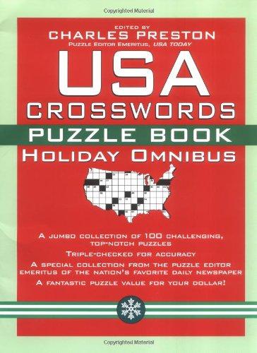 9780399532047: USA Crosswords Holiday Omnibus