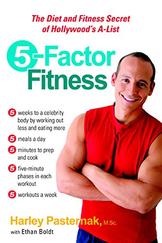 9780399532092: 5-Factor Fitness: The Diet and Fitness Secret of Hollywood's A-List