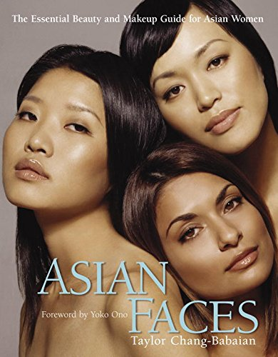 9780399533143: Asian Faces: The Essential Beauty and Makeup Guide for Asian Women