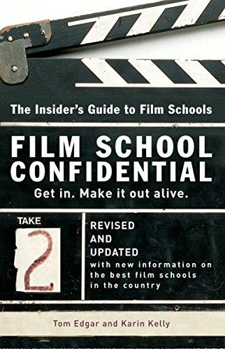9780399533198: Film School Confidential: The Insider's Guide To Film Schools