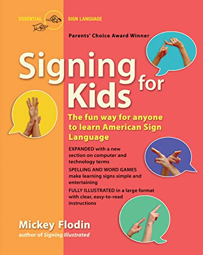 9780399533204: Signing for Kids, Expanded Edition