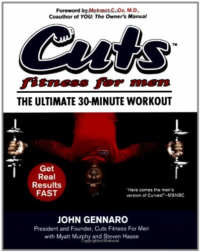 9780399533419: Cuts Fitness for Men: The Ultimate 30-Minute Workout