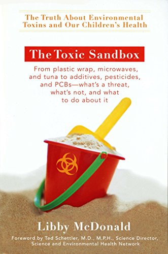 9780399533631: The Toxic Sandbox: The Truth About Environmental Toxins and Our Children's Health
