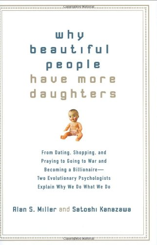 9780399533655: Why Beautiful People Have More Daughters