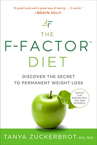 9780399533747: The F-Factor Diet: Discover the Secret to Permanent Weight Loss