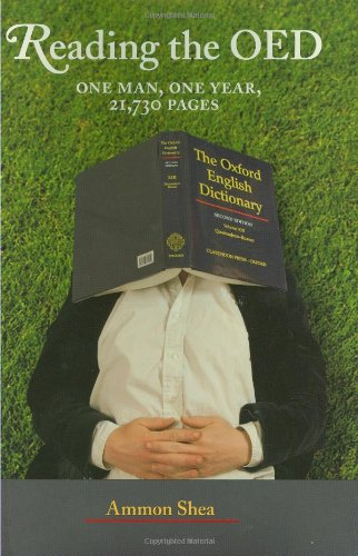 9780399533983: Reading the OED: One Man, One Year, 21,730 Pages