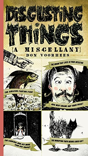 9780399534331: Disgusting Things: A Miscellany