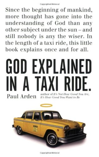 9780399535086: God Explained in a Taxi Ride.
