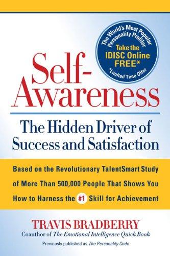 9780399535314: Self-Awareness: The Hidden Driver of Success and Satisfaction