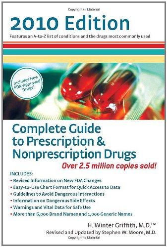 9780399535338: Complete Guide to Prescription & Nonprescription Drugs 2010