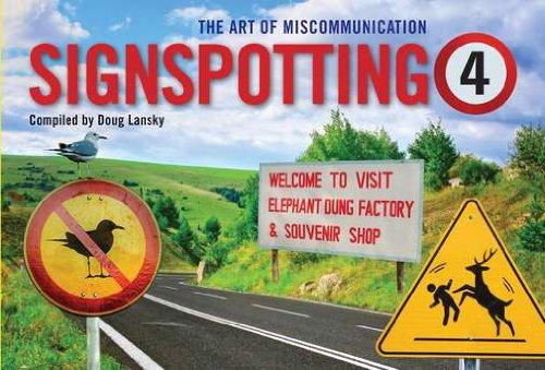 9780399536144: Signspotting 4: The Art of Miscommunication