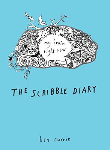 9780399537455: Scribble Diary, The : My Brain Right Now