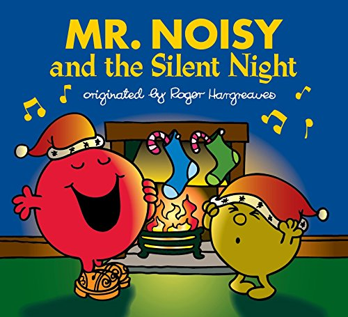9780399541490: Mr. Noisy And The Silent Night (Mr. Men and Little Miss)