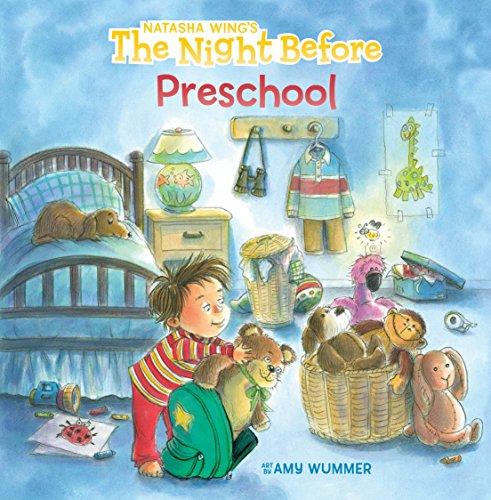 9780399542282: The Night Before Preschool