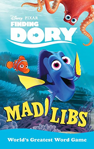 Finding Dory Mad Libs: Mickie Matheis
