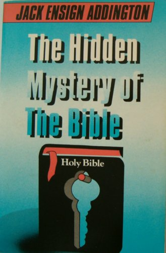 9780399550034: The Hidden Mystery of the Bible