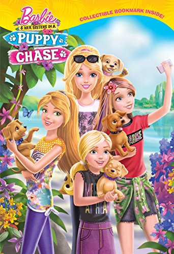 9780399551369: Barbie & Her Sisters in a Puppy Chase (Barbie)