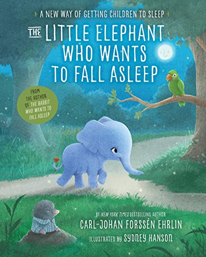 9780399554230: The Little Elephant Who Wants to Fall Asleep
